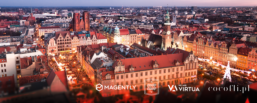 Magento Meetups Wrocław - Boosting local Magento developers community