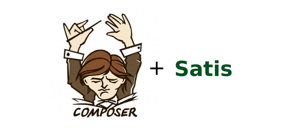 Composer + Satis