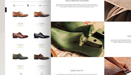 Ace Marks - Luxury Italian Footwear Case Study