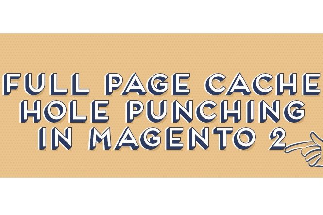 Cache hole punching in Magento 2