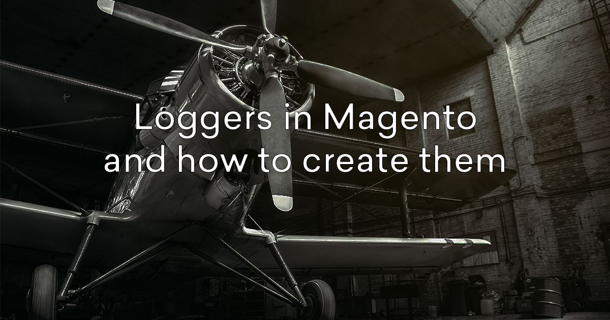 loggers in magento