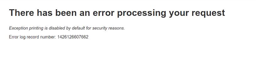 Custom maintenance page and error handling in Magento 2