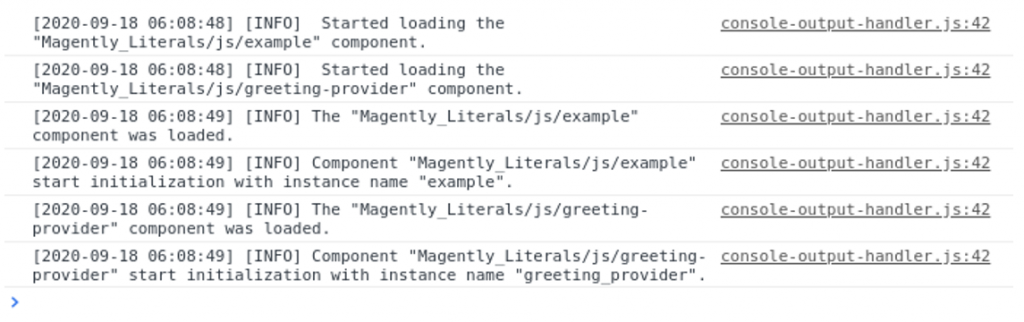 Template literals in Magneto: Other paths to explore