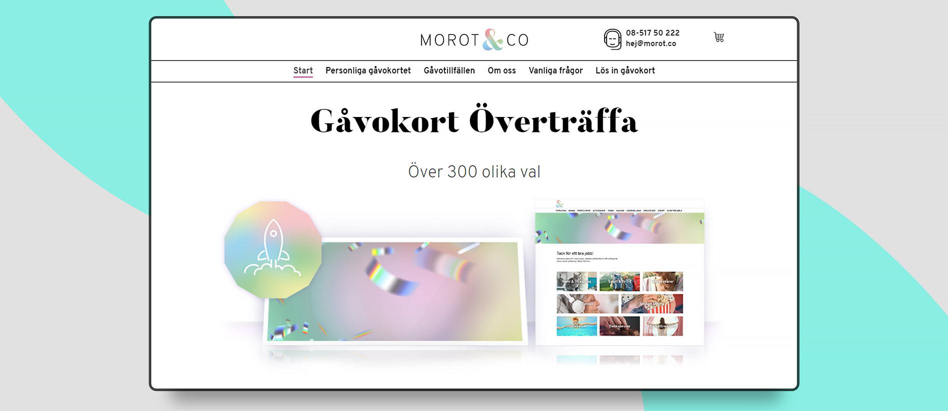Morot Magento Store